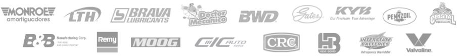 marcas de repuestos para carros