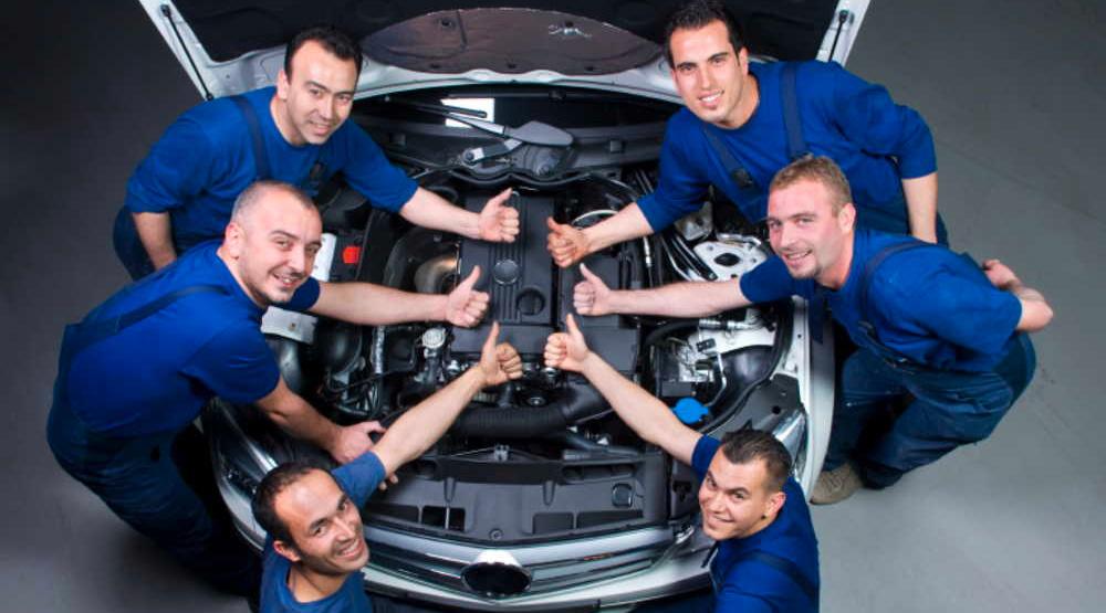 Técnicos Automotrices 2
